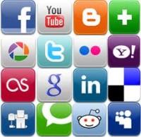 Social Media Part 1: Face It, Tweet It, Pin It, Link It or Hang Out?